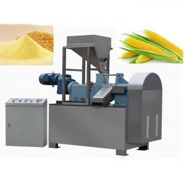Baked Puff Snacks Corn Kurkure Making Machines