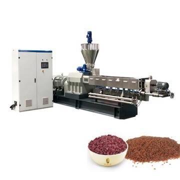 Rice Corn Puff Snacks Making Machinery Production Line