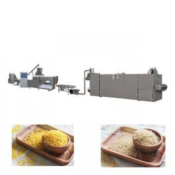 Square Round Rice Chips Crackers Production Machines