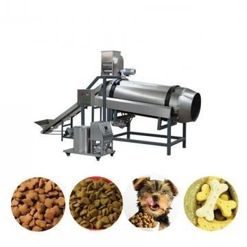 Single Screw Vacuum System Dog Treat Machine with Low Price