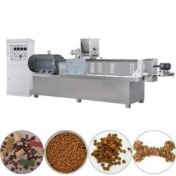Dry Animal Poultry Feed Pellet Making Machine Pet Dog Cat Treat Food Production Line