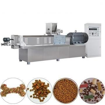 Automatic Industrial Double Color Pet Dog Treats Chew Gum Machinery