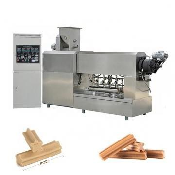 Pet Chewing Gums Dog Treats Making Machinery