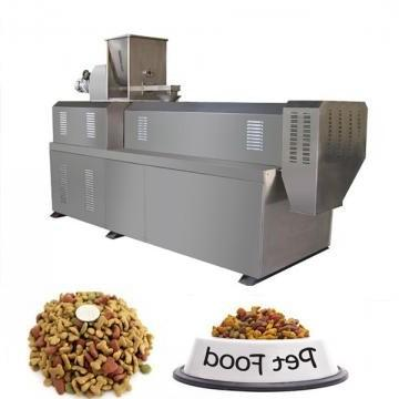 Fully Automatic Dog Cat Pet Treats Production Extruder Machinery