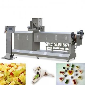 Kibble Pet Twist Stick Food Dog Treats Production Line