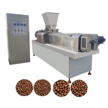 Pet Treats Extruder Dog Cat Food Production Line Equipment