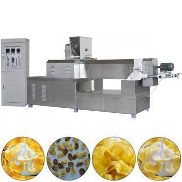 Cereal Corn Flakes Making Machine Corn Flakes Process Machines