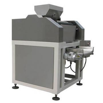 Small Puffed Corn Starch Expander/Extruded Cereal Flour Bulking Machine/Maize Corn Flakes Extruding Machine for Crisp Snack