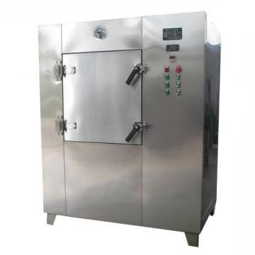 Industrial Vacuum Fruits Vegetable Flower Drying and Sterilizing Machine Microwave Dryer