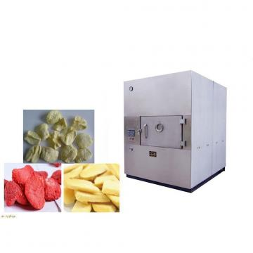 Microwave Vacuum Tray Drying Business Machines for Agricultural Products