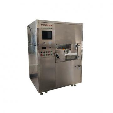 Lab Box-Type Small Microwave Vacuum Tray Oven Drying Dryer Machine