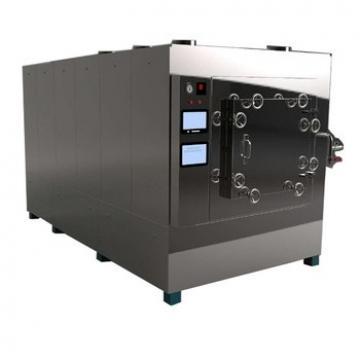Zkg Series Microwave Vacuum Harrow Drying Machine