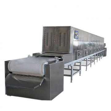 Microwave Vacuum Industrial Dryer/Leaves Microwave Drying Food Dehydrator Low Price