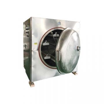Stainless Steel Microwave Vacuum Dryer / Microwave Vacuum Drying Machine