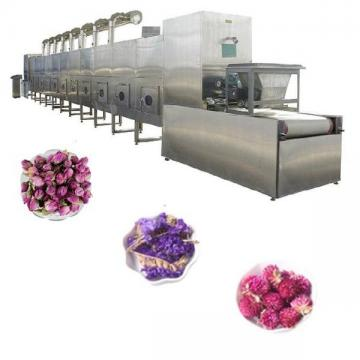 Multifunction Customized Microwave Vacuum Tray Drying Machine for Agricultural Products