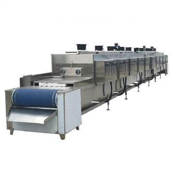 Snack Industry Tunnel Microwave Drying and Sterilization Machine