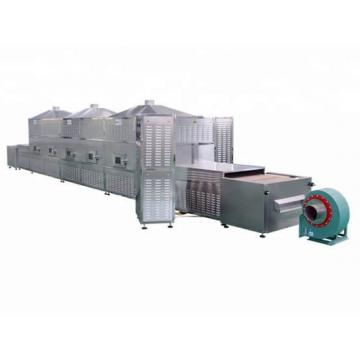 Nuts Tunnel Microwave Drying Sterilization Machine