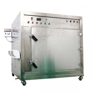 Industrial Sterilization Microwave Prawns Drying Machine