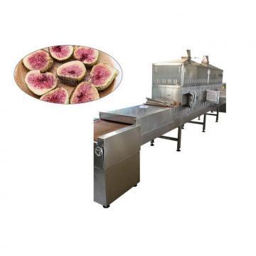 Most Popular Spice Seasoning Turmeric Chilli Powder Microwave Drying Sterilization Machine