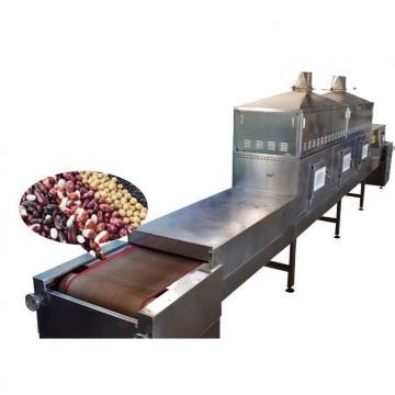 Industrial Tunnel Microwave Food Grain Nuts Fruit Vegetable Dryer Roasting Drying Curing Sterilization Machine
