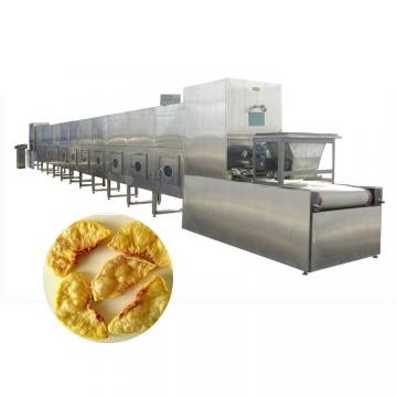 Continuous Belt Microwave Flavouring Drying Sterilization Machine