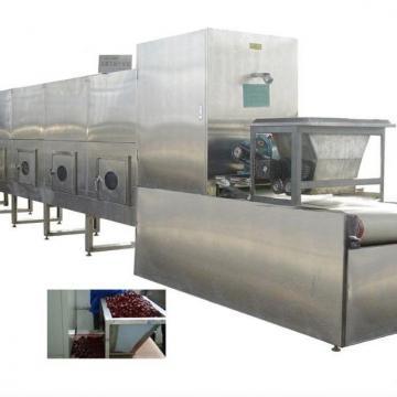 Microwave Turmeric Red Chilli Powder Food Spices Sterilization Machine