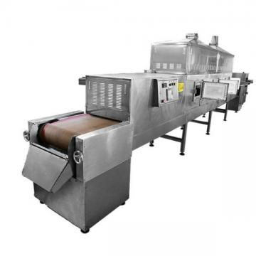 Microwave Food Grain Vegetable Dryer Roasting Drying Curing Sterilization Machine