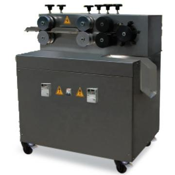 Puffed Round Flakes Breadcrumbs Processing Making Machine