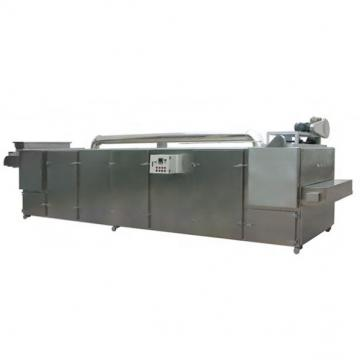 Automatic Double Screw Extruder Bread Crumbs Making Machinery Equipment