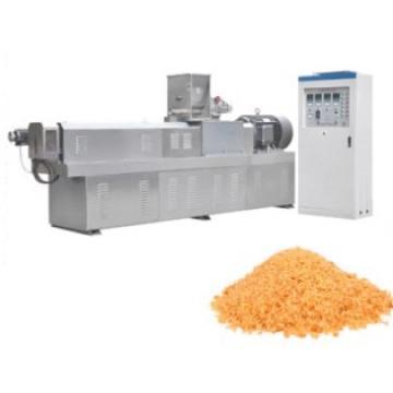 Breadcrumbs Food Extruder Panko Bread Crumb Making Machine