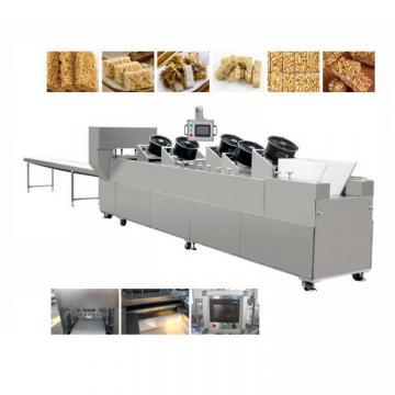 Peanut Tahini Candy Cutting Granola Cereal Bar Making Machine