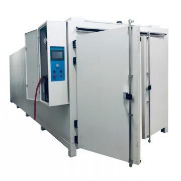 Industrial Continuous Hot Air Dryer Machine
