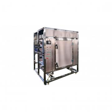 Industrial Hemp Hot Air Continuous Belt Fruit Dryer Drying Machine