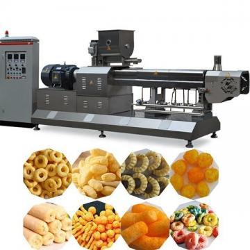 Crunchy Cheesy Puffs Corn Snacks Food Machine Extruder