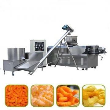 Corn Wheat Flour Food Extruder 3D Pellet Snack Machine