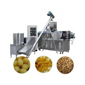 Puffed Corn Snacks Food Extruder Machine