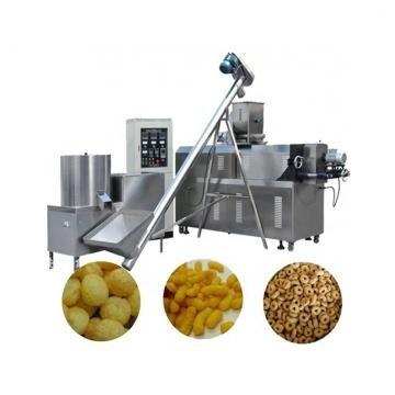 Twin Screw Extruder Machine for Corn Flakes