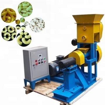 Snack Food Extruder Tortilla Doritos Corn Chips Making Machine