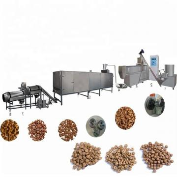 Most Popular Dry Pet Dog Feed Food Making Machine