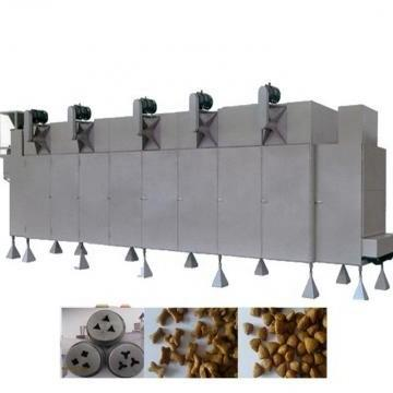 Fully Automatic Kibble Dry Dog Fish Cat Pet Food Machine Pet Feed Making Line
