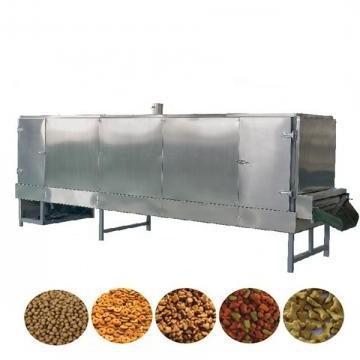 Dry Puffed Pet Animal Dog Cat Food Making Machine Process Production Line Pellet Bulking Machinery