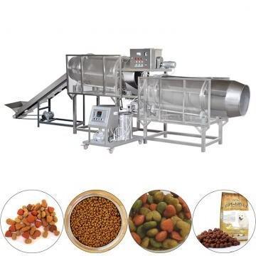 China Automatic Dry Pet Dog Fish Cat Food Making Machine
