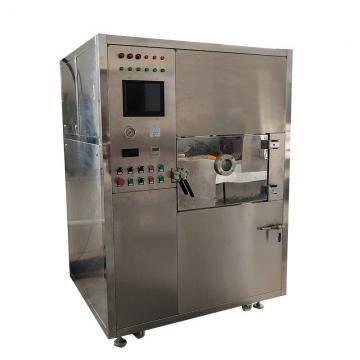 Commercial Fruit Vacuum Tray Microwave Dryer