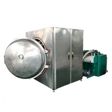 Commerical 12 Layer Multi-Functional Stainless Steel Microwave Vacuum Dryer for Food Processing Industries