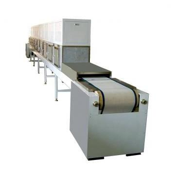 Industrial Belt Type Microwave Puffing Equipment