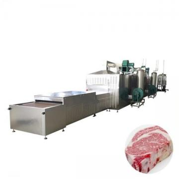 200kg IQF Tunnel Freezer Industrial Use Freezing Machine for Seafood/Shrimp/Fish/Meat/Fruit/Vegetable/Pasta