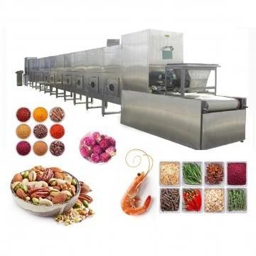 1500kg Small Tunnel Freezer IQF Quick Freezing Machine for Seafood/Shrimp/Fruit/Vegetables