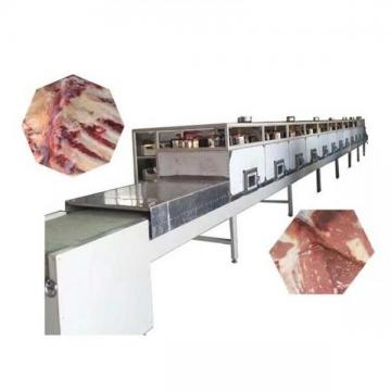 1100kg IQF Tunnel Freezer Industrial Use Freezing Machine for Seafood/Shrimp/Fish/Meat/Fruit/Vegetable/Pasta