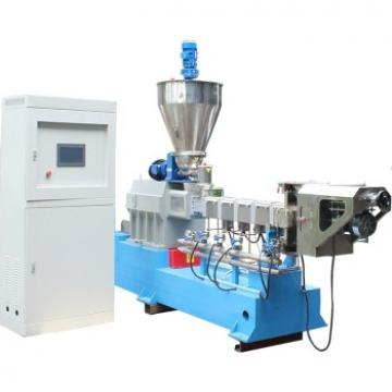 Double Lines Garbage Corn Starch Cold Cutting HDPE LDPE PLA Recycle Material Heat Sealing Bag Making Machine