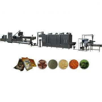 Nutritional Powder Baby Food Snacks Food Processing Production Line